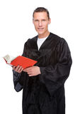 Judge (lawyer) Royalty Free Stock Photography