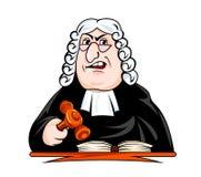 Judge make verdict Stock Images
