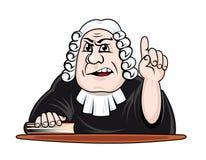 Judge make verdict Stock Photography