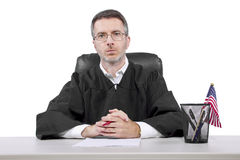 Judge Royalty Free Stock Photography