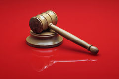 Judges Gavel Royalty Free Stock Photos