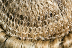 Judge wig macro Stock Photos
