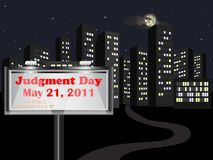Judgment Day. Royalty Free Stock Photo