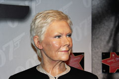 Judi Dench Royalty Free Stock Photography