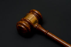 Judical Gavel Stock Image