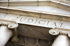 Judicial Fotografía de archivo libre de regalías