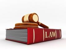 Judicial paraphernalia Royalty Free Stock Image