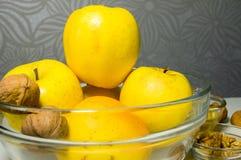 Judisk ferieRosh Hashanah (nytt år) beröm med honung a Arkivbilder