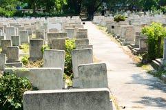judisk kyrkogård Fotografering för Bildbyråer