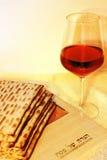 judisk påskhögtid för ferie Royaltyfri Fotografi
