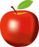 Judiskt äpple för Shana tova Arkivbilder