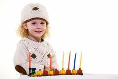 judiskt barn Arkivbilder