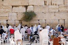 judiskt be för män Royaltyfri Foto
