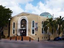 Judiskt museum av Florida Royaltyfria Bilder