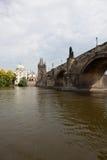 Judith-Brücke Stockbild