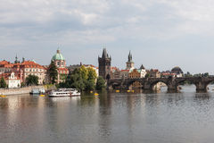 Judith-Brücke Lizenzfreies Stockbild