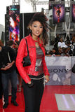 Judith Hill. Arriving at the 'This is It' Premiere Nokia Theater at LA Live Los Angeles,   CA October 27, 2009 Royalty Free Stock Photography