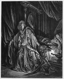 Judith och Holofernes Royaltyfri Foto