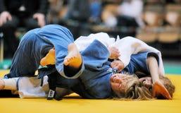 Judo Fotografia Stock