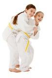Judo Stockbild