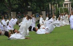 judo Royalty-vrije Stock Afbeelding