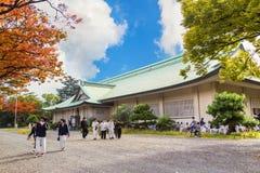 Judo Class at Shudokan Hall in Osaka, Japan Royalty Free Stock Photography
