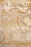 Judo egípcio antigo fotos de stock royalty free