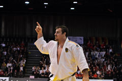 Judo Grandprix 2012 Düsseldorf Germany Stock Photo