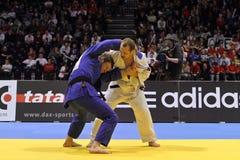 Judo Grandprix 2012 Düsseldorf Germany. This photo was taken during the recent 2012 Judo Grandprix in Düsseldorf Germany. This event has become the worlds stock images