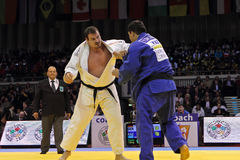 Judo Grandprix 2012 Düsseldorf Germany Royalty Free Stock Photo