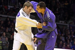 Judo Grandprix 2012 Düsseldorf Germany Stock Images