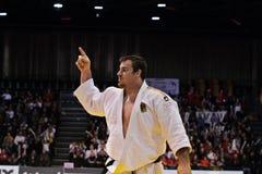 Judo Grandprix 2012 Düsseldorf Germany Stock Photo