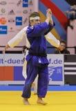 Judo Grandprix Düsseldorf 2012 Alemania Imagenes de archivo