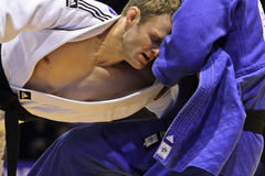 Judo Grandprix Düsseldorf 2012 Allemagne Photos stock