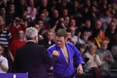 Judo Grandprix Düsseldorf 2012 Allemagne Photo libre de droits