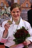 Judo Grandprix Düsseldorf 2012 Allemagne Photographie stock libre de droits