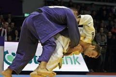 Judo Grandprix Düsseldorf 2012 Allemagne Image libre de droits
