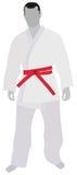 Judo-Sport Lizenzfreies Stockfoto