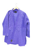 Judo suit Stock Photography