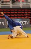 Judo tournament Stock Image