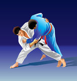 Judo Stock Photography