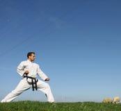 Judogi Lizenzfreie Stockfotos