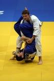 Judokämpfer Stockfoto