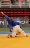 Judotechniek Stock Foto