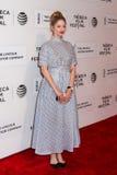 Judy Greer. NEW YORK, NY - APRIL 15: Actress Judy Greer attdens  at 'All We Had' Premiere - 2016 Tribeca Film Festival at John Zuccotti Theater at BMCC Tribeca Royalty Free Stock Photo