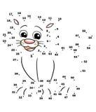 Juego 25, los puntos Imagen de archivo libre de regalías