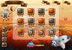 juego Imágenes de archivo libres de regalías