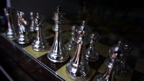 Juego de ajedrez metrajes