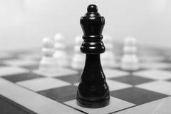 Juego de ajedrez para todo el mundo Imagenes de archivo