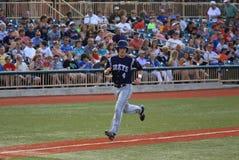 Juego de béisbol Fotografía de archivo